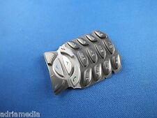 ORIGINALE Nokia 6310i Keypad COVER SILVER NUOVO ARGENTO 6310 Tastiera Tastiera Tappetino