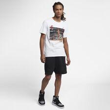 Nike Jordan Sportswear 1988 Dunk Men's T- Shirt XSmall White