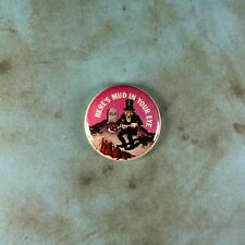 "Vintage Style Horror Comic Art  Magnet  Button  1""  Gravedigger Undertaker Grave"