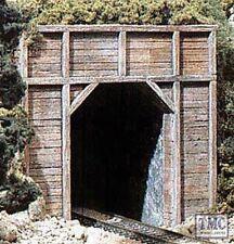 C1254 Woodland Scenics OO/HO Gauge Tunnel Port Timber Sgl 1ea