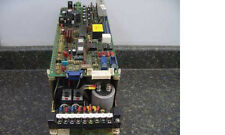 Fanuc A06B A06B-6050-H003 SERVO UNIT IS REPAIRED WITH A 30 DAY WARRANTY