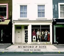 Mumford & Sons - Sigh No More NEW CD