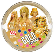maquillage doré 25g Neuf - COIFFANT maquillage carnaval