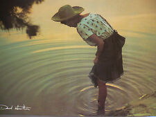 Carte Postale   DAVID  HAMILTON   Femme  Woman  Chapeau