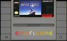 FINAL FANTASY MYSTIC QUEST Super Nintendo SNES Vers Americana NTSC ○○○ CARTUCCIA