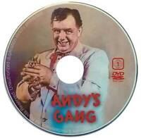 ANDY'S GANG TV & MORE 25 EPISODES DVD SMILIN' ED DEVINE