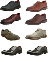 New Base London Mens Leather & Suede Formal Dress Shoes  Free P&P From £23.95