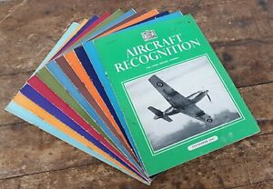 WW2 AIRCRAFT RECOGNITION INTER-SERVICES JOURNAL Vol 2 No.1 - 12 SEPT 43 - AUG 44