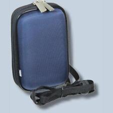 Hardcase Tasche für Panasonic Lumix DMC-TZ81 TZ61 TZ71 Fototasche blau ybxlb