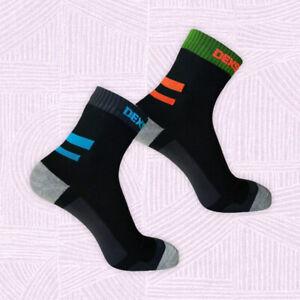 DexShell Mens Running Waterproof Breathable Flexible drirelease Low Cut Socks