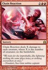 2x Reazione a Catena - Chain Reaction MTG MAGIC Com Ita