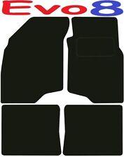 MITSUBISHI LANCER evo-8 Deluxe Su Misura Qualità Tappetini Auto 2003-2005