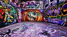 a0 poster paper art painting street graffiti banksy  wall decor print