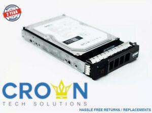 """0W347K W347K Dell 600GB 15K RPM 6Gb/s 3.5"""" SAS SERVER HDD HARD DRIVE ST3600057SS"""