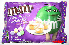 (100 gr = 3,08 €) M&M´s VANILLA CUPCAKE im medium bag +++ 226,8 gr  +++
