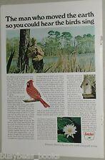 1967 Sinclair Petroleum advertisement, DAUPHIN ISLAND Sanctuary, Alabama