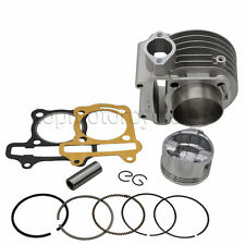 FXCNC 57mm Big Bore Kit Cylinder for GY6 150 CC Scooter Sym Sunny ZnenTAOTAO,ATV