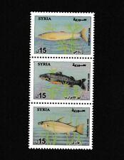 Syrien, Syria, 2009, Fische , Fish, MNH