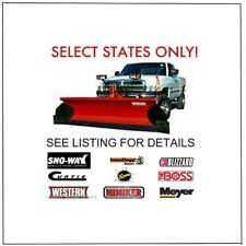 "SNOW PLOW EXTENSIONS ADD 20"" TO YOUR PLOW PRO WINGS - SELECT STATES ONLY!!!"