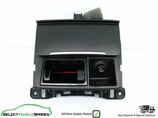 AUDI A4 B8 A5 8T FRONT ASHTRAY LID & POWER SOCKET WITH CIGARETTE LIGHTER 2008-15
