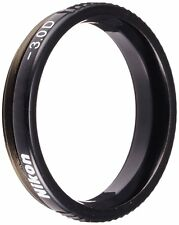NIKON Japan Eyepiece Auxiliary Lens -3.0 for FM3A FM2 FA FE2 Diopter Correction