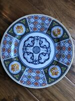 Georges Briard GRAND KABUKI Dinner Plate GREAT CONDITION