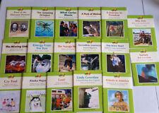 DRA2 Developmental Reading Assessment Benchmark 17 Different Titles Books