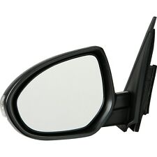 Pilot Power Heated Mirror Left Black Smooth/Textured MZ369410CL