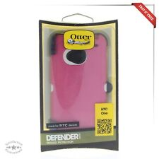 NEW OtterBox Defender Case for HTC 1 One Blushed Pink