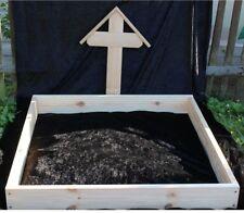 Grabumrandung Grabeinfassung Urnengrab Grabmal Grab 100x100cm