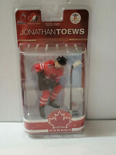 Jonathan Toews, Vancouver Olympics Canada Figure 2010 Red Jersey BRAND NEW
