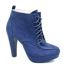 New Look Women's Faux Suede Boots
