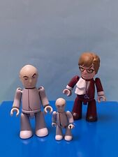 Austin Powers Figures with Dr. Evil & Mini Me by Mezco