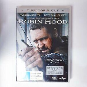 Robin Hood 2010 DVD Movie Free Postage Region 4 AUS - Action Drama