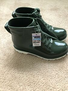 Circus by Sam Edelman Women's Kascade Rain Boot, Green, Size 9.0 1s0a