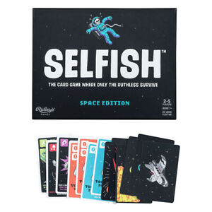 Selfish Space Edition Game - Ridley's