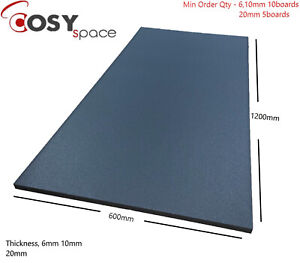 Insulation Board XPS Foam Boards Thermal Acoustic Sound Proofing Underlay