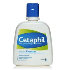 Cetaphil Gentle Skin Cleanser for All Skin Types 8 oz (Pack of 2)