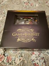 GAME OF THRONES THE COMPLETE COLLECTION (Limited Edition Blu-ray Collectors Set)