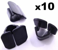 10x SEAT Bonnet Insulation Plastic Clips- Retainer Clips for Hood Sound Deadener