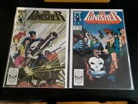 The Punisher #11-13 Marvel Comics High Grade Comic Book RM7-28