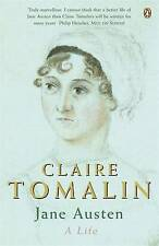 Jane Austen: A Life, By Tomalin, Claire,in Used but Acceptable condition