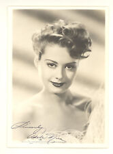 ADELE MARA SIGNED AUTOGRAPHED VINTAGE 5 X 7 PHOTO (527C)