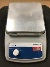 Vwr 7 X 7 Hotplate Tested