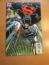 DC: SUPERMAN / BATMAN #1, RARE VARIANT, HIGH GRADE, CGC READY, 2003, NM (9.4)!!!