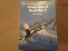 Osprey Aircraft of the Aces - Corsair Aces of World War 2