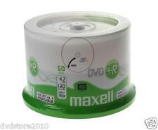 DVD +R Maxell vergini 16X in CAKE printable STAMPABILI + 1cd verbatim 275702