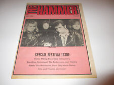 punk band TEENAGE HEAD on cover The Hammer magazine rare July 1993 Hamilton