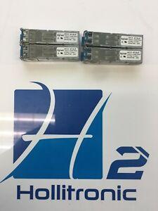 Lot of 4 Agilent HFCT-5710LP 130nm Laser Prods 21CFR(J) Class 1 ЯU Transceivers