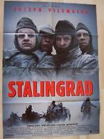 STALINGRAD - Joseph Vilsmaier - Dana Vavrova - Filmplakat A1